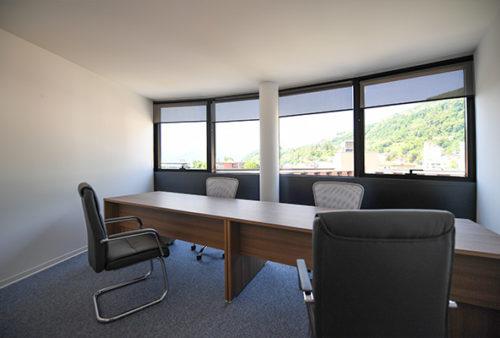 Uffici arredati in affitto a Lugano